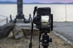 Esli na kameru Nikon D5300 kupit tiazhelyi obieektiv vozniknut slozhnosti s zakrepleniem ego na shtative vertikalno Kak reshit etu problemu