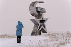 Karta marshruta i podrobnoe opisanie puteshestviia po dostoprimechatelnostiam CHeliabinskoi oblasti na 2 dnia Gory Ledianoi fontan i losi v parke Ziuratkul.