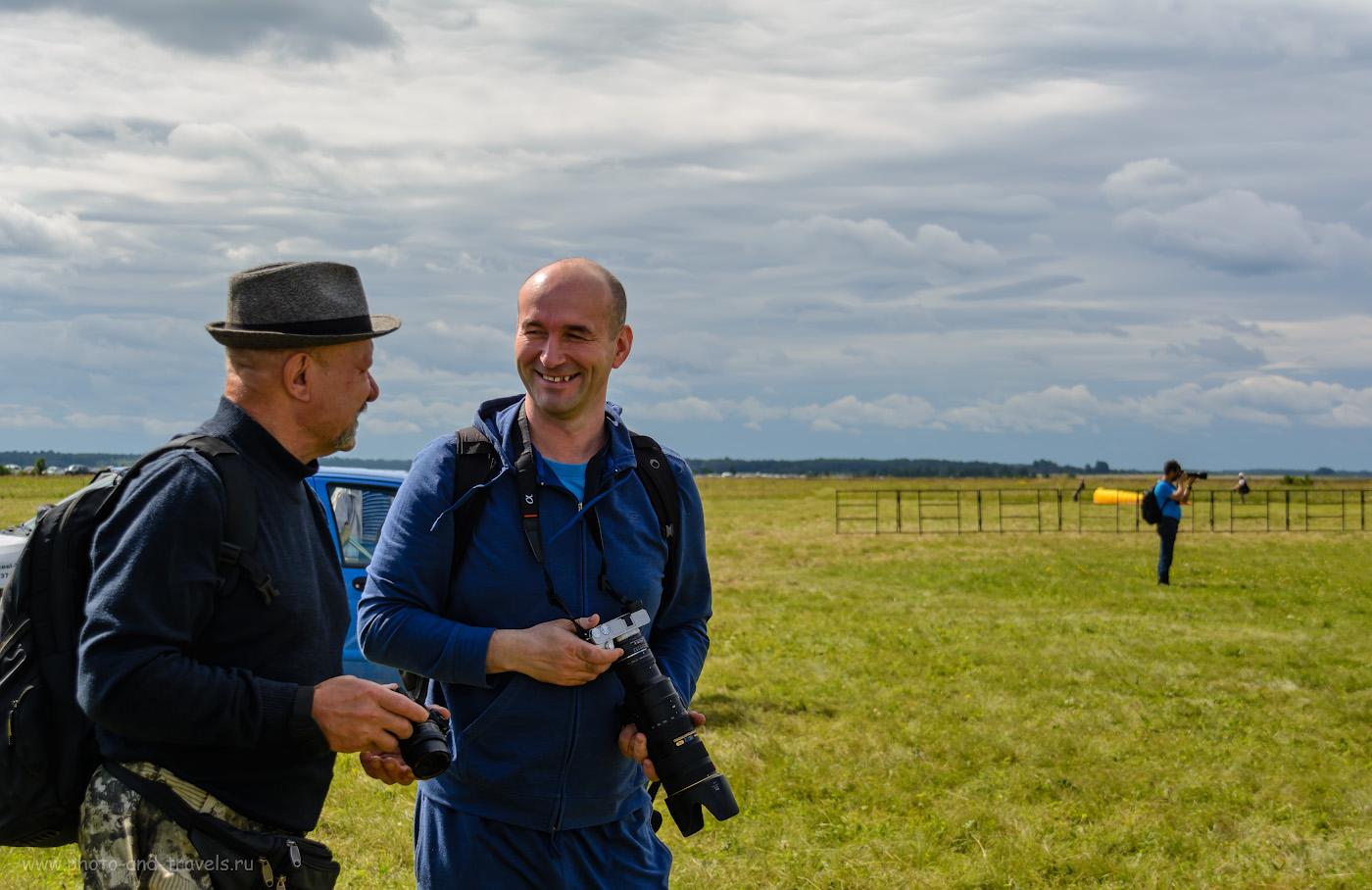 Фото 4. Ты приехал снимать фоторепортаж на Sony A6000 KIT 16-50mm f/3.5-5.6? Смешно! Вот каким объективом фотографируют самолеты профессионалы любители понтов! Телеобъектив Nikon 70-200mm f/2.8 + экстендер Nikon TC-14E II + адаптер Viltrox NF-NEX.
