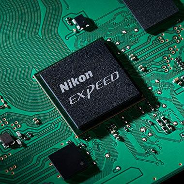 В фотоаппарате Nikon D850 используется новый процессор.