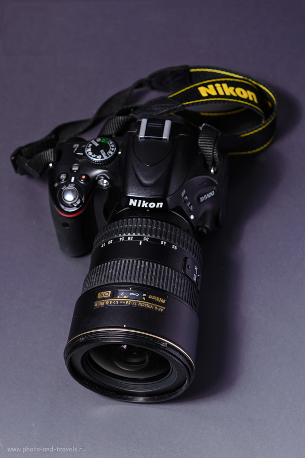 Фото 13. Объектив Nikon 17-55mm f/2.8G на камере Nikon D5100. Кольцо зума – ближе к корпусу. Снято на Nikon D610 + Nikon 24-70mm f/2.8G с внешней вспышкой Yongnuo YN-685N. Управление импульсным светом – от трансмиттера Yongnuo YN-622N-TX. Настройки: 1/200, 8.0, 100, 70.
