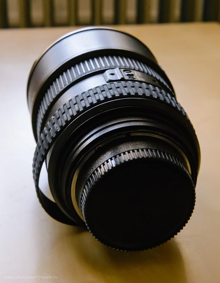 Фото 15. Кольцо зума растянулось еще больше. Я боялся, что придется нести свой объектив Никон17-55/2.8 в ремонтную мастерскую. Снято с рук на Nikon D610 Nikon 24-70mm f/2.8G. Параметры: 1/60, -1.0, 6400, 48.