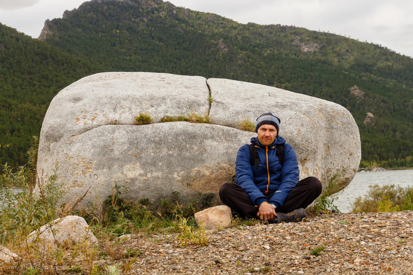 Фото 14. Прогулка на озере Большое Чебачье. Достопримечательности Бурабая – одного из самых известных мест для отдыха в Казахстане. 1/250, +0.3, 6.3, 200, 42.