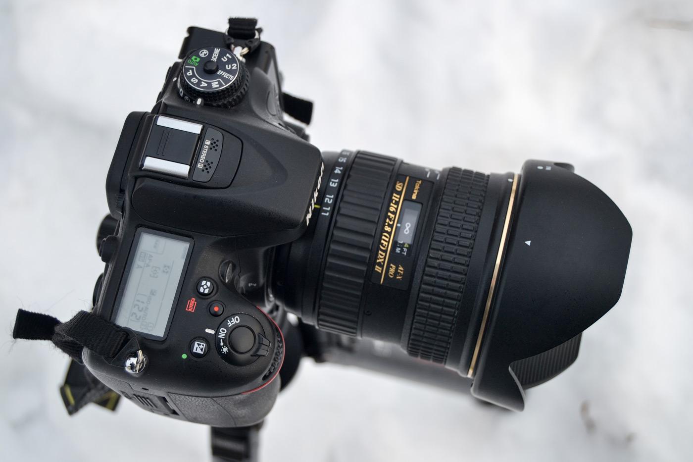 Фотография 6. Как выглядит ширик Tokina 11-16mm f/2.8 DX II на тушке Nikon D7100. Снято на NIKON D3100 KIT 18-55mm f/3.5-5.6. Параметры съемки: 42.0 mm, ISO 100, f/5.6, 1/50 s, -2/3 EV.