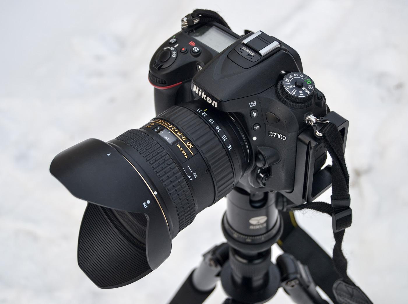 Фото 7. Как выглядит объектив Токина 11-16 мм f/2.8 DX II на Никон Д7100. Отзывы владельца. Снято на NIKON D3100 + 18-55. Настройки при съемке: 38.0 mm, ISO 100, f/5.6, 1/40 s, -2/3 EV