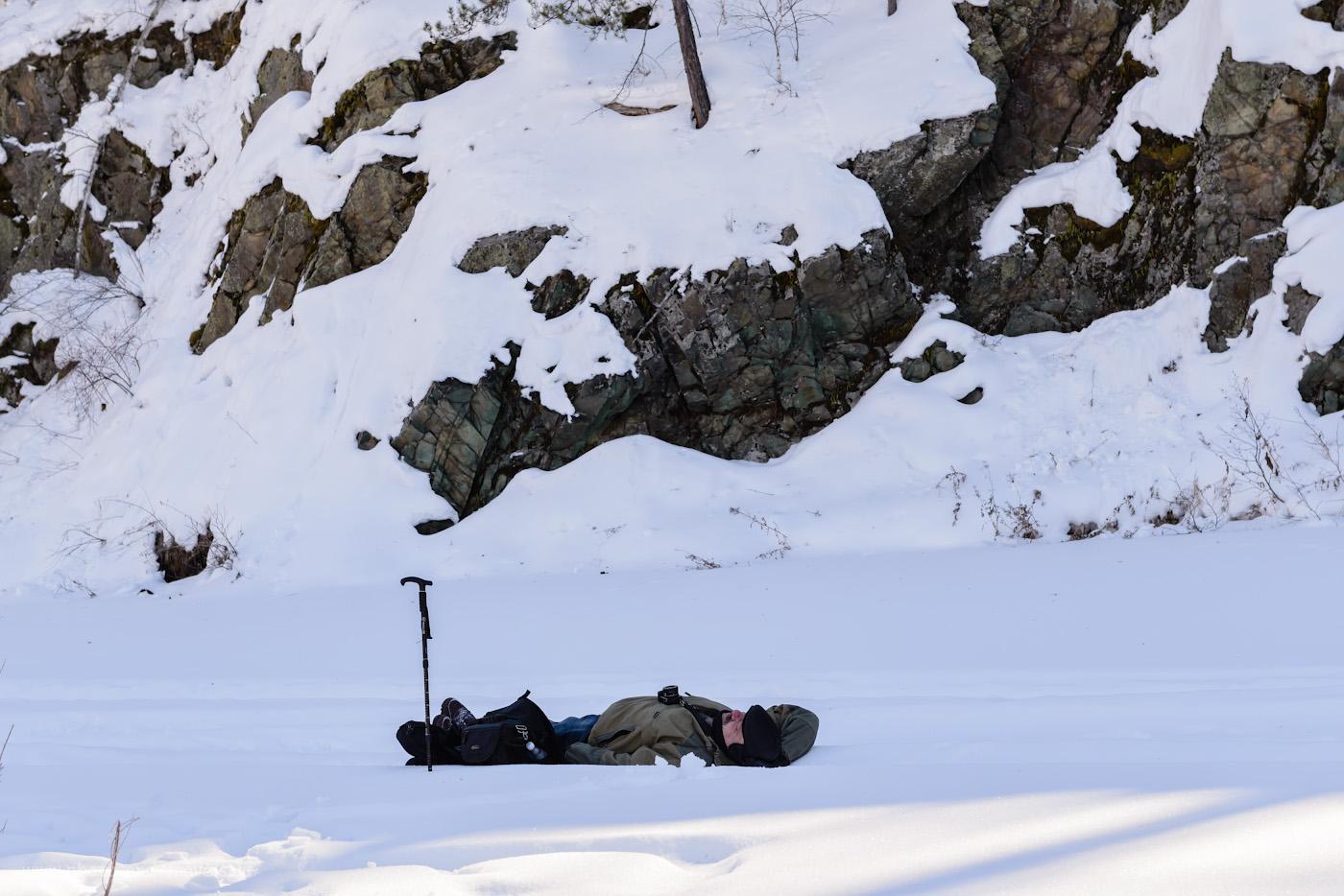 Фотография 20. Случай на реке Багаряк. Что делать, если встретился с медведем в лесу. 1/125, +0.33, 8.0, 220, 60.