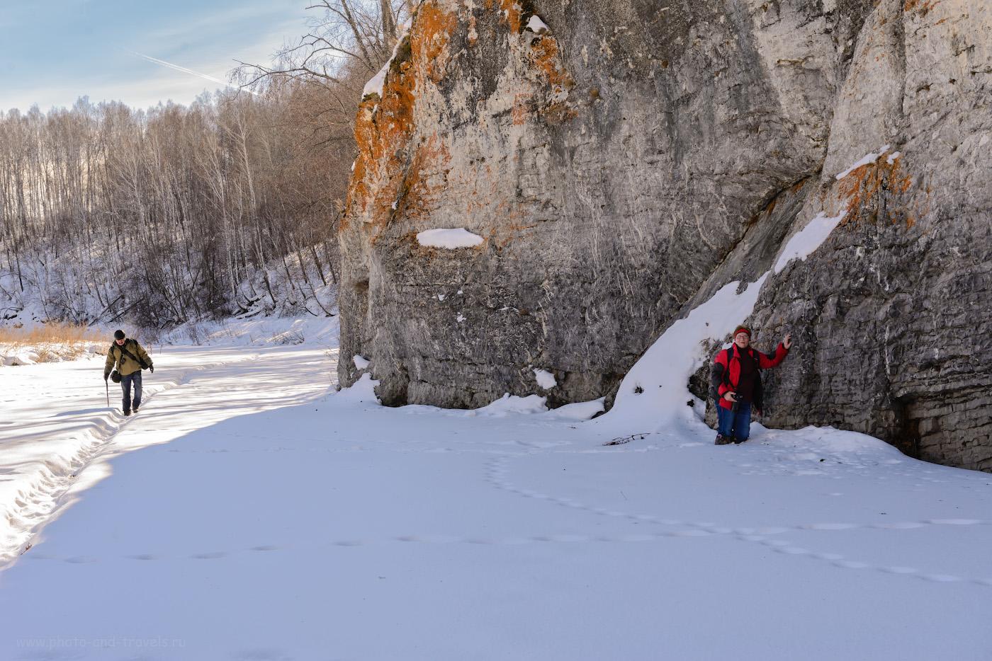Фотография 23. Где-то на Урале. Как мы искали Зотинскую пещеру. 1/100, +0.67, 8.0, 250, 48.