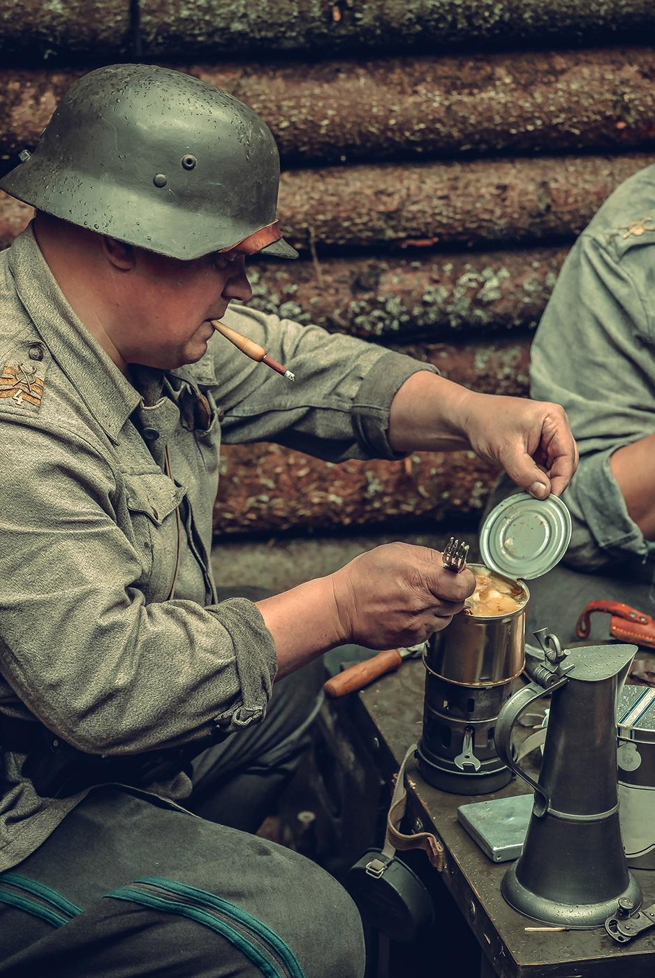 Фотография 9. Тестирование беззеркалки Sony A7M2 на съемке исторической реконструкции. Зум Canon 70-200mm f/4L. Настройки: 1/320, -0.67, 6.3, 1000, 159.