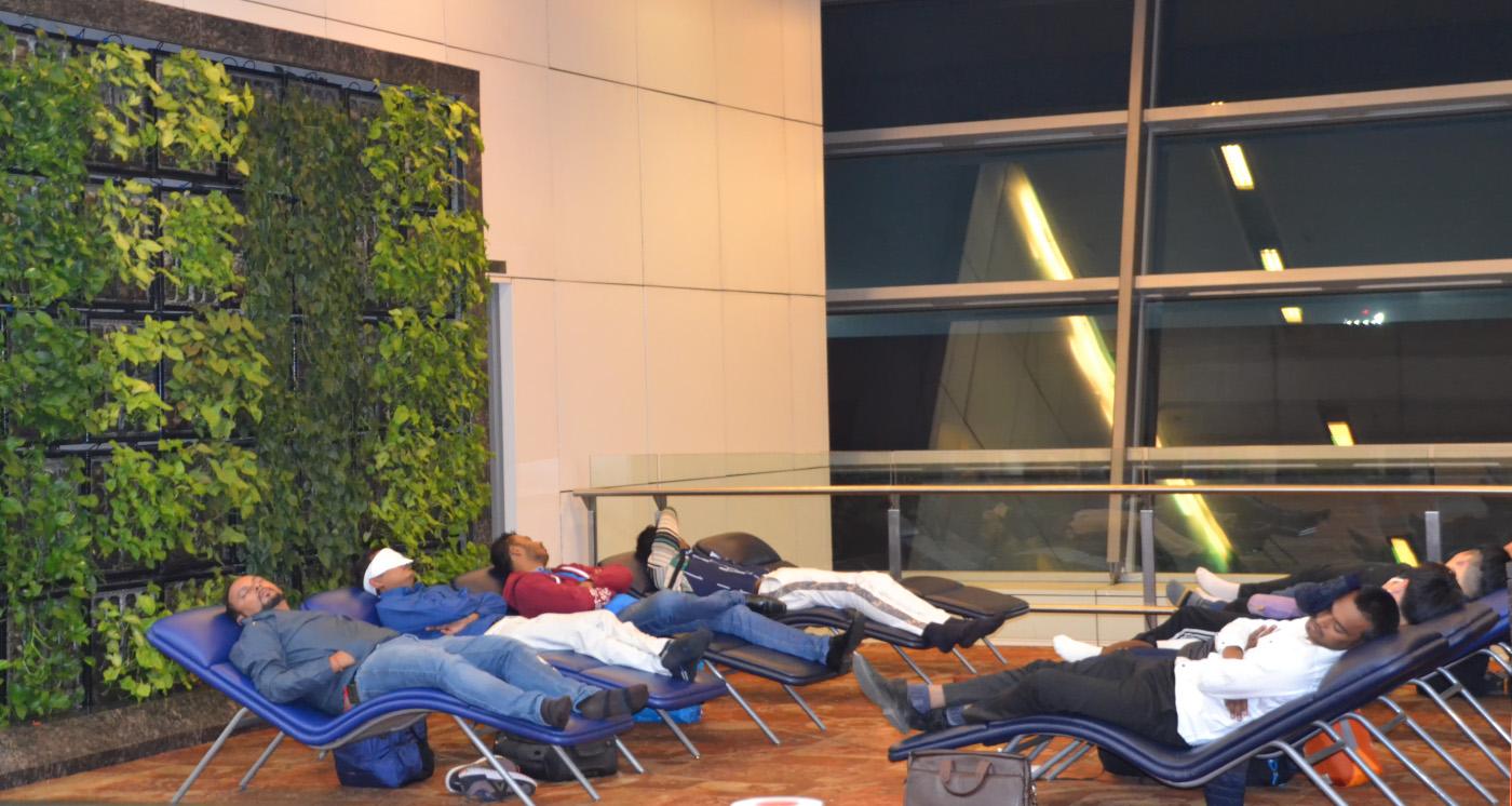Фото 26. Можно ли отдохнуть в транзитной зоне аэропорта в Дели. 1/60, 5.0, 2200, 55.