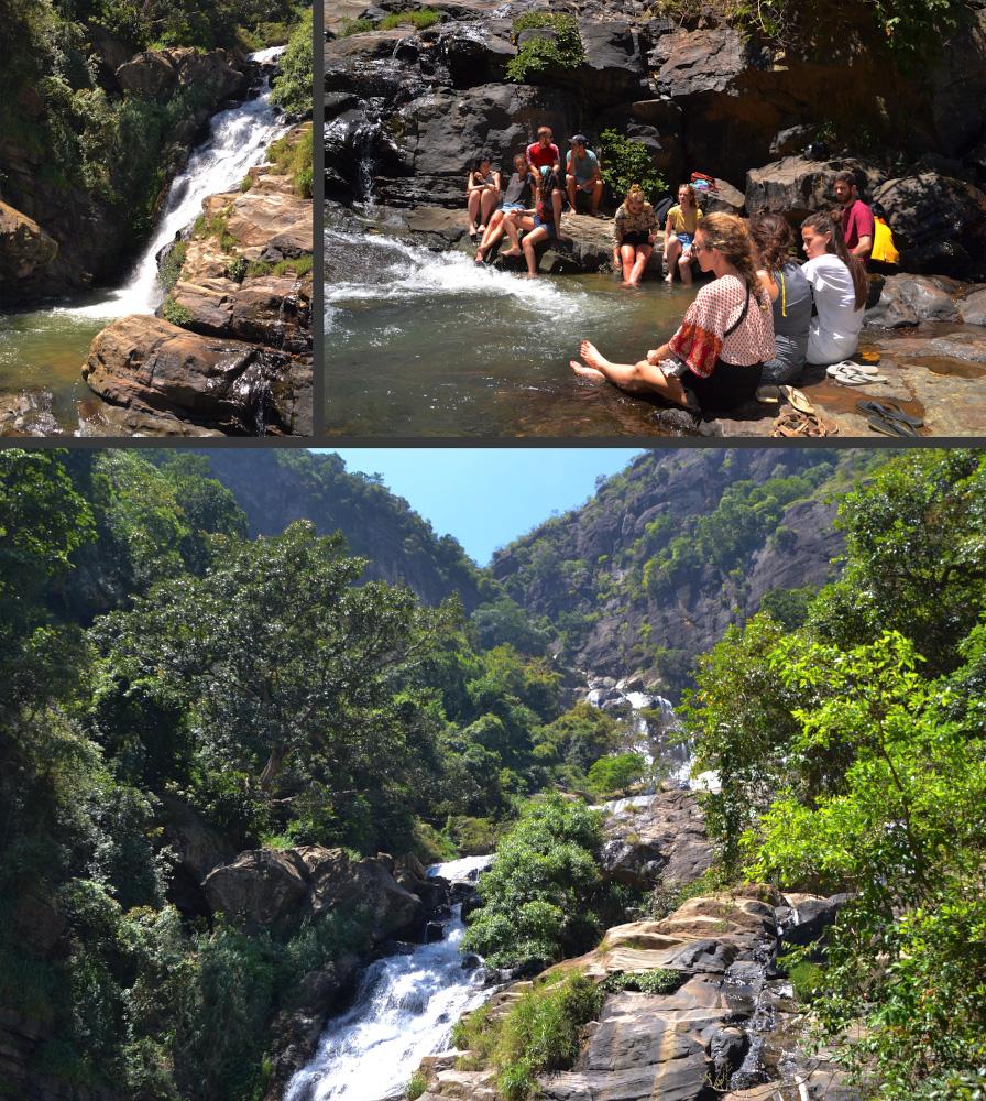 Фото 19. Экскурсия к водопаду Равана Фолс (Rawana Falls) на Шри-Ланке. Куда поехать, отдыхая в Унаватуне?