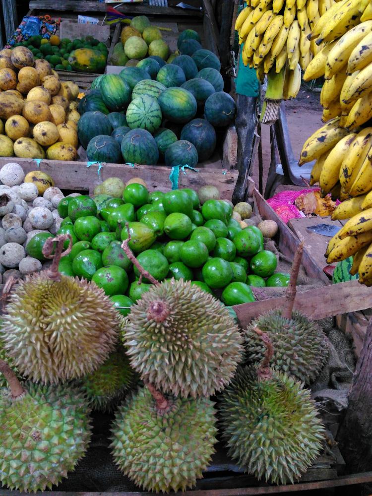 Фото 31. На Шри-Ланку стоит лететь только, чтобы наесться вдоволь тропических фруктов. Отчет о самостоятельном путешествии из России. Снято на смартфон.