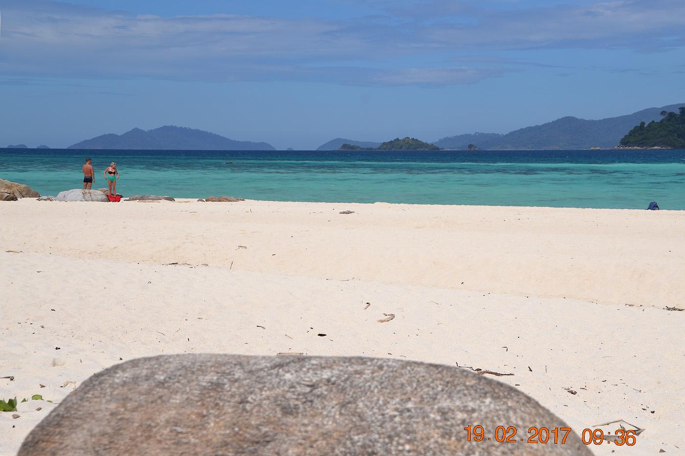 Фото 11. Пляж Санрайз (Sunrise Beach) на острове Ко Липе. Где в Таиланде райское местечко? 1/400, 10.0, 100, 55.