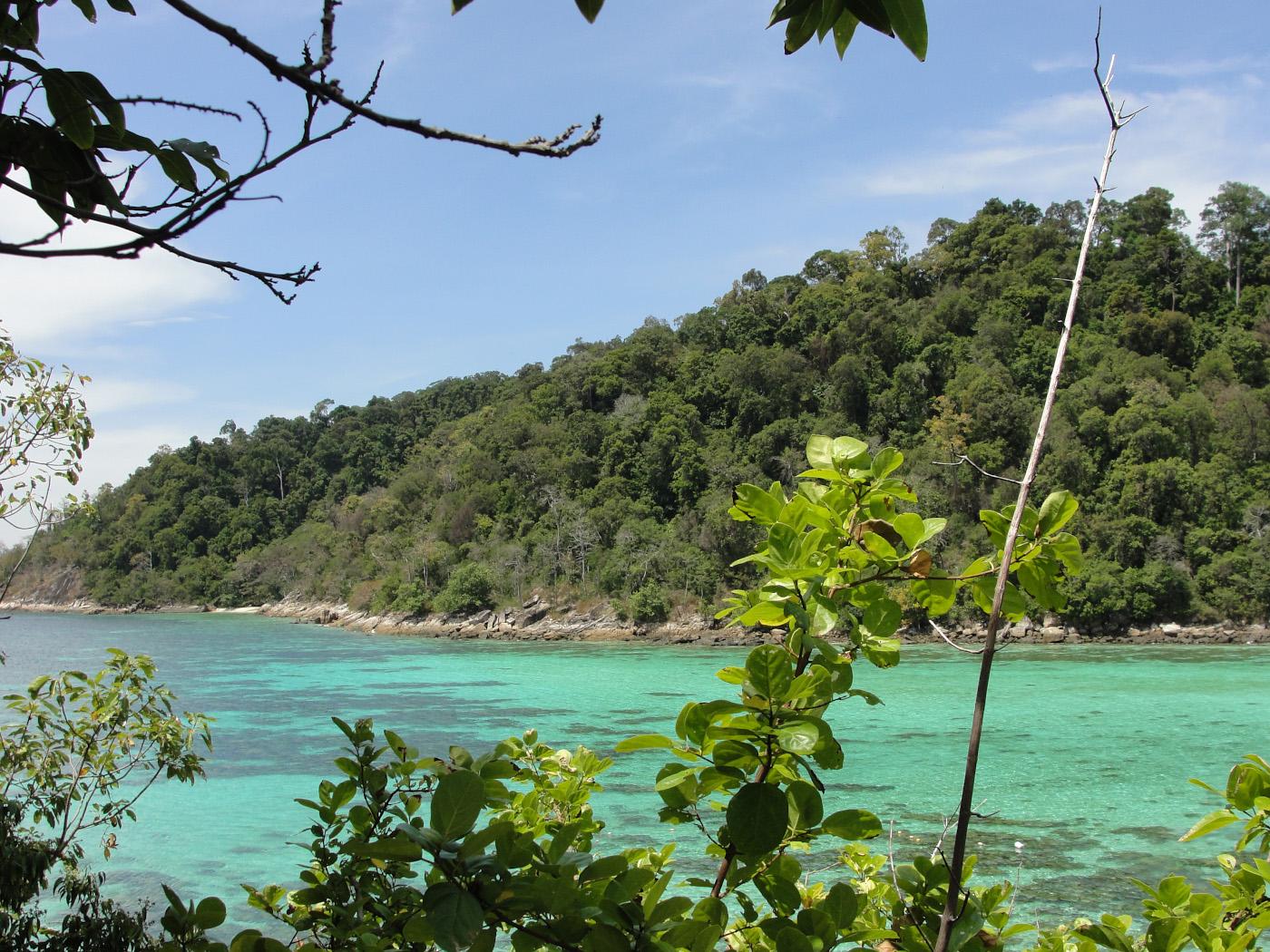 Фотография 22. Отзывы о поездке на остров Koh Rokroy. Стоит ли ехать в Таиланд своим ходом? 1/200, 16.0, 100, 55.