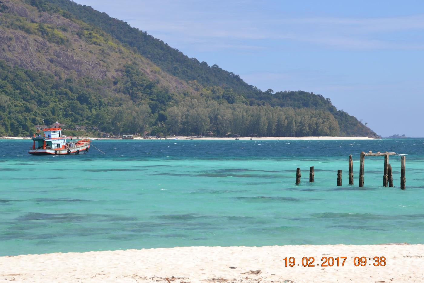 Фото 23. Виды, что ждут туристов во время экскурсии на остров Koh Rokroy. Стоит ли ехать отдыхать на Ко Липе и чем там заняться. 1/320, 8.0, 100, 85.