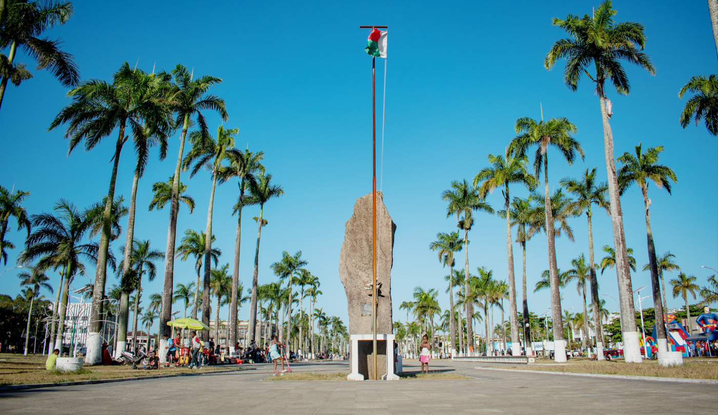 Фотография 27. Городской пейзаж. Съемка на Мадагаскаре на камеру Nikon D5600 КИТ 18-55 AF-P.