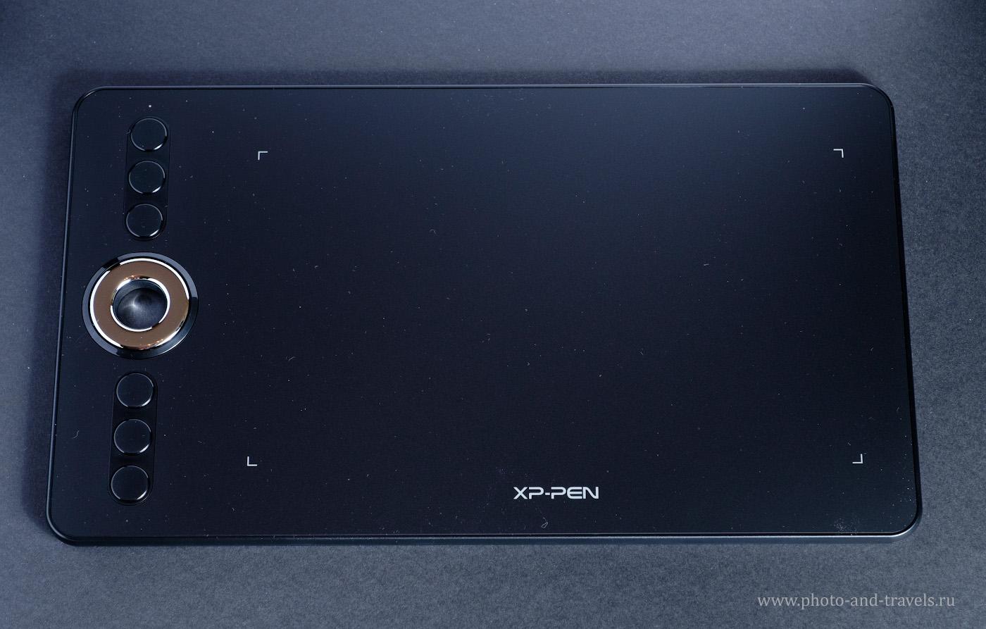 Фото 3. Так выглядит мой графический планшет XP-PEN. Подойдет ли он для обработки фотографий? 1/60, 7.1, 400, 53.