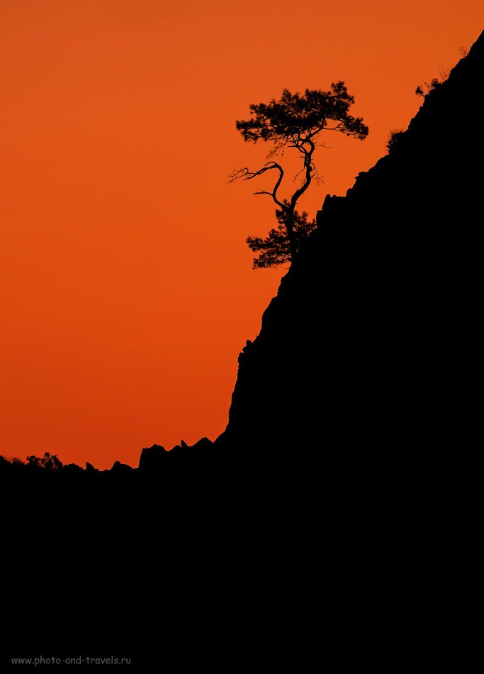 33. Вот такую красоту можно встретить на скале горы Карабурун в Чирали. 1/40, 4.5, 200, -1.67, 156.