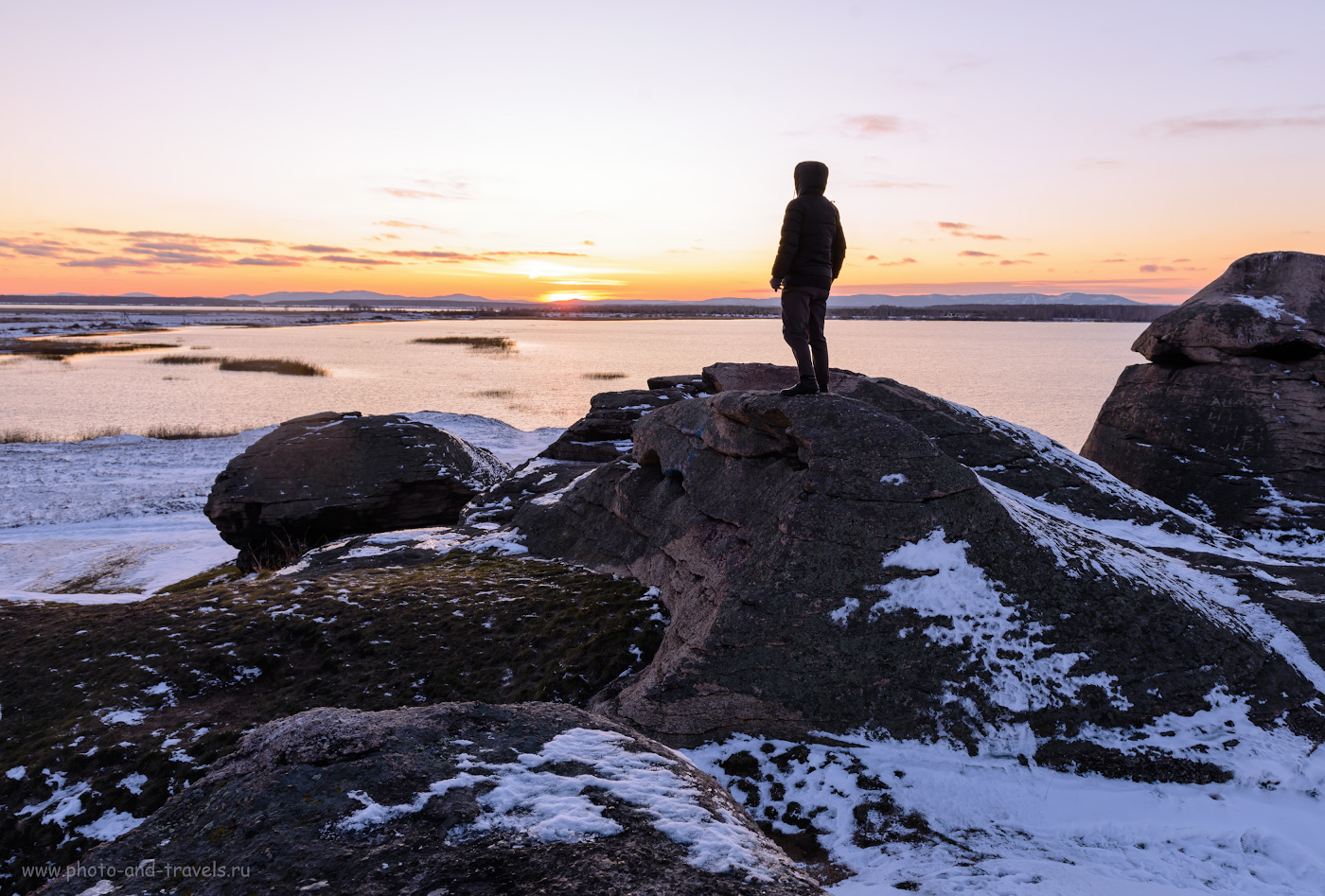24. Автопортрет. Снято на скалах Большие Аллаки по дороге домой с Каменных ворот.