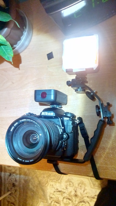 Nakamernij svet s Nikon D500.