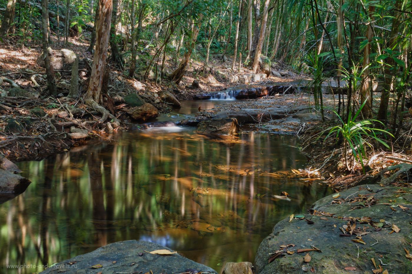 24. На пути к водопаду Суой Трань (Suoi Tranh Waterfalls). Какие достопримечательности посетить, отдыхая во Вьетнаме. 15.0, 22.0, 100, +0.33, 80