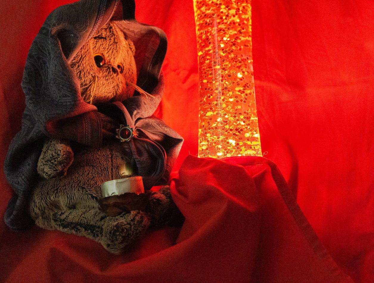 8. Как кот Басик магией занимался. Обзор Сони А6000. Настройки фото: 0.13 сек., f/3.5, ISO 3200, 16.