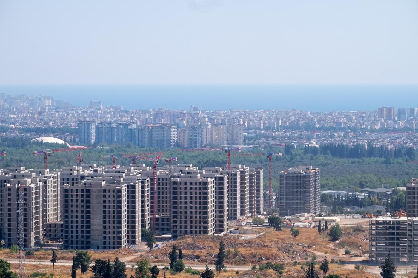 27. Прямо массовое строительство жилья. Что меня удивило в Турции? 1/340, 9.0, 200, +0.33, 128.