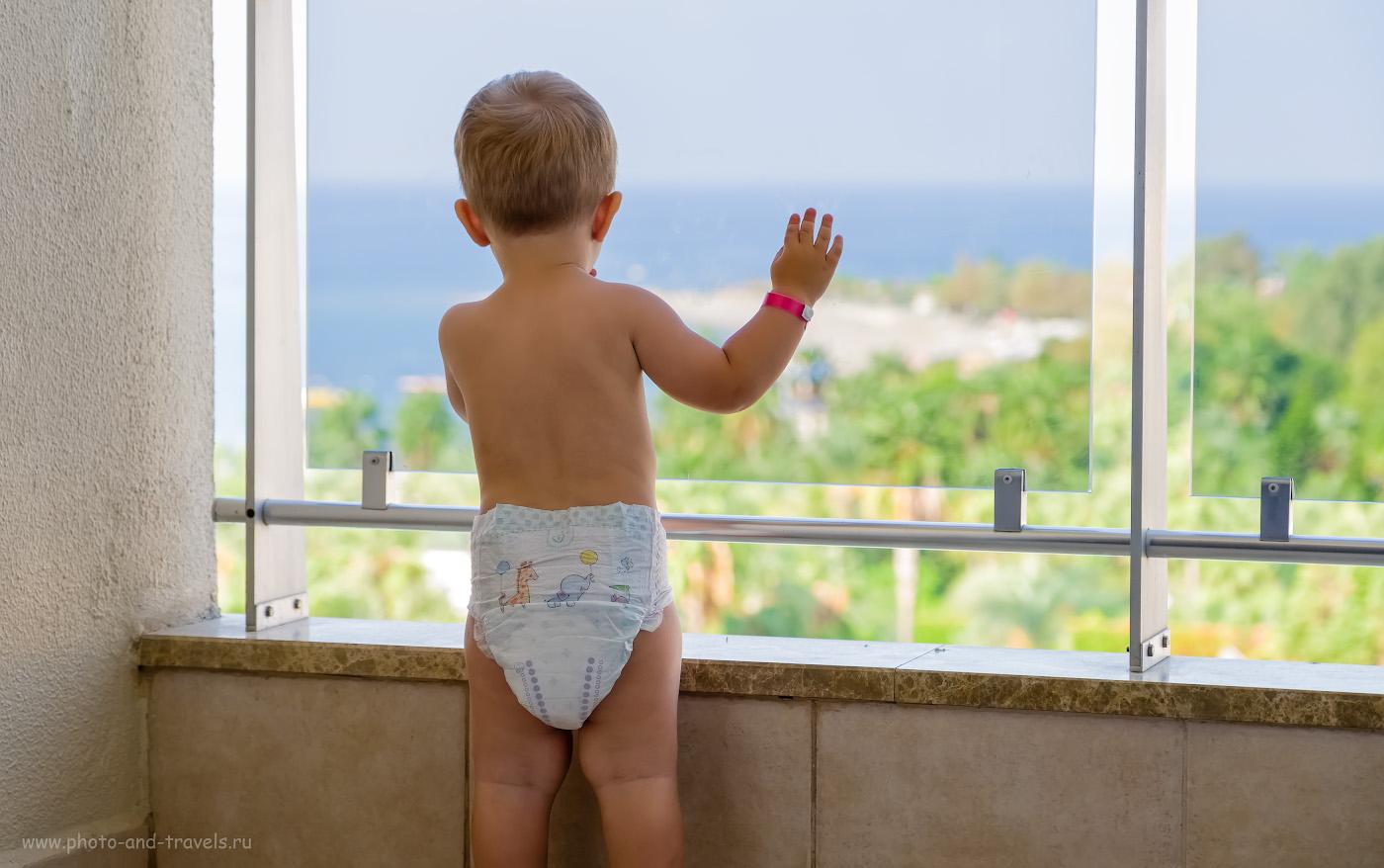 30. Будем надеяться, что наше неясное будущее окажется таким же светлым, как на этом фото… По крайней мере, для наших детей. 1/240, 3.6, 200, +1.0, 55.
