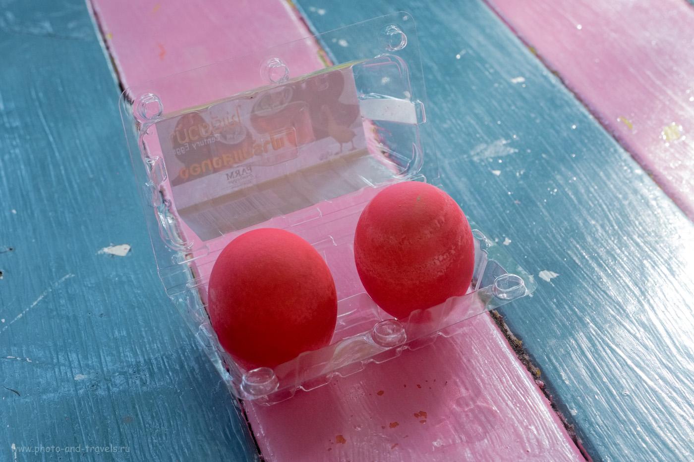 15. Утиные яйца в Таиланде. Чем кормить ребенка на отдыхе? 1/200, 8.0, 1000, +0.33, 40.
