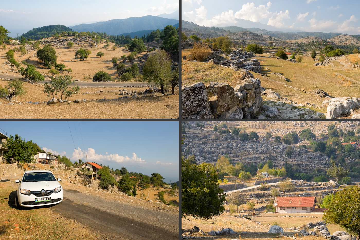 2. Такие пейзажи встречают путников, забредших в деревню Алтынкая (Altınkaya Köyü), расположенную в 100 км от Анталии. Какие интересные места посмотреть в Турции? Снято на Fuji X-T10 с объективом Fujifilm 16-55mm f/2.8.