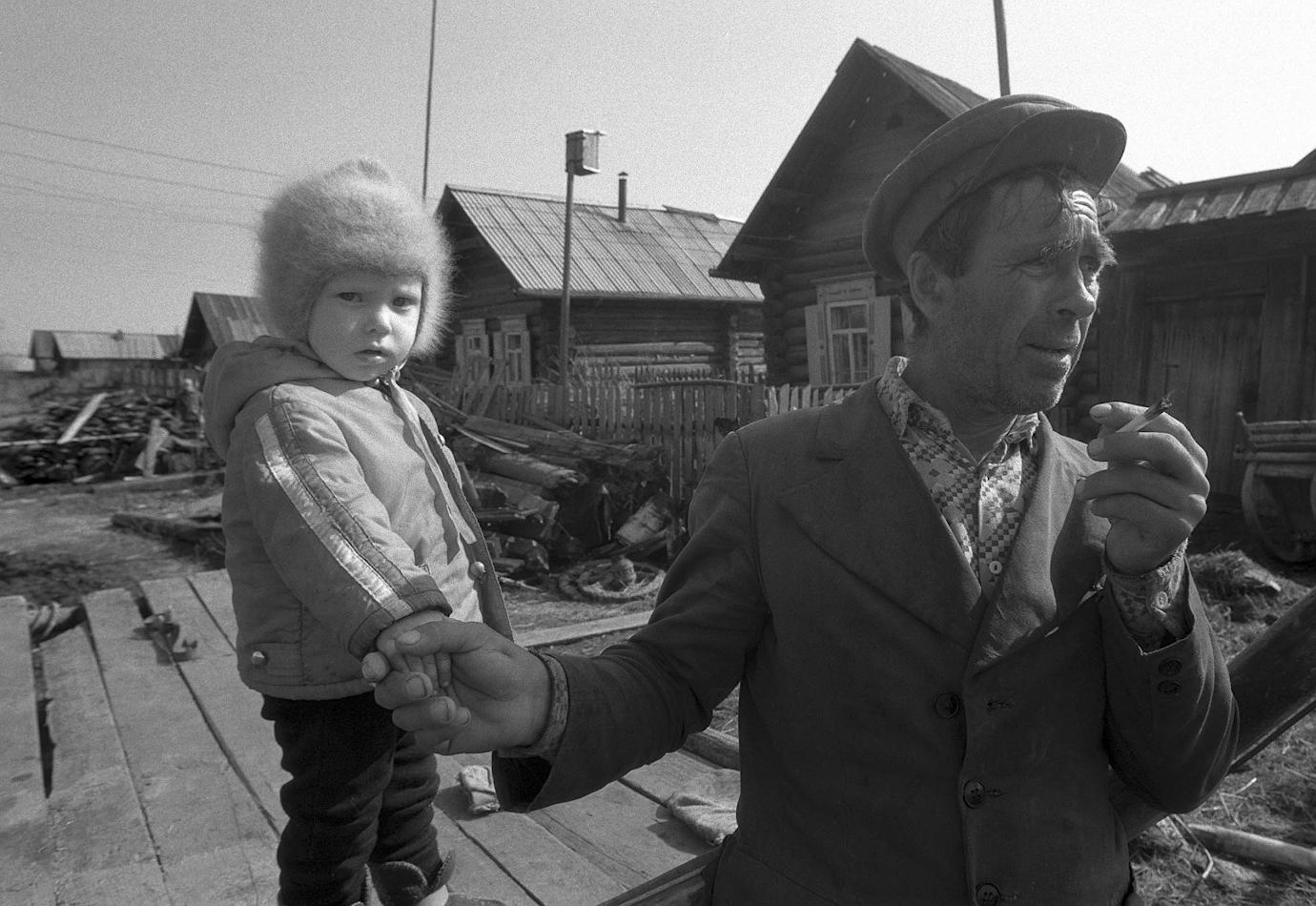 4. Однажды в селе Слобода. Портреты местных жителей.