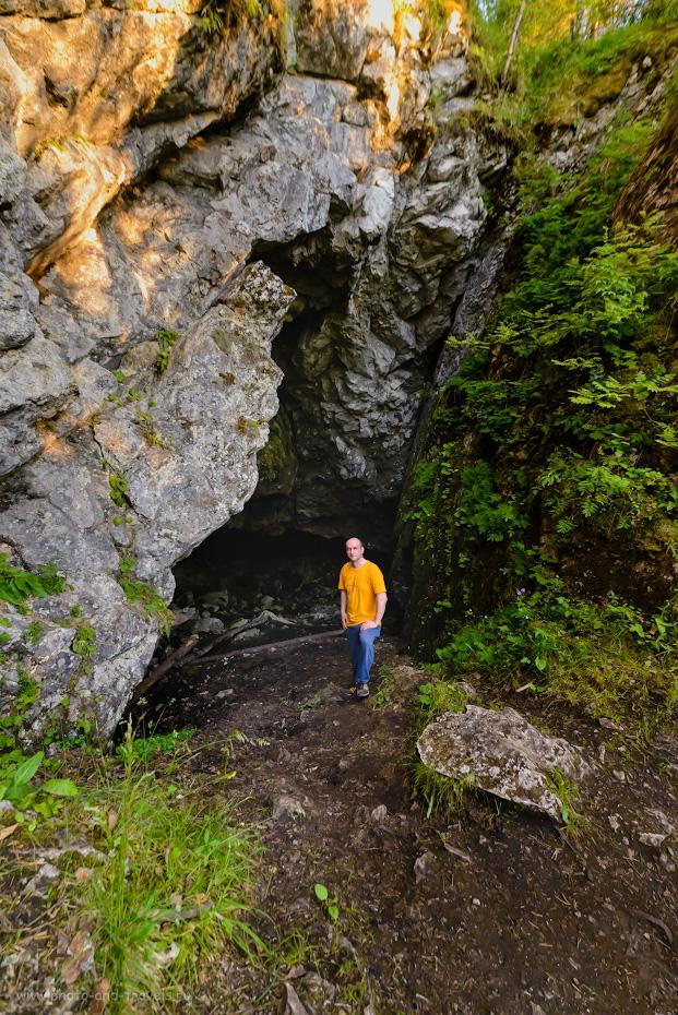 Вход в Аракаевскую пещеру.1/160, 5.6, 4000, 14.