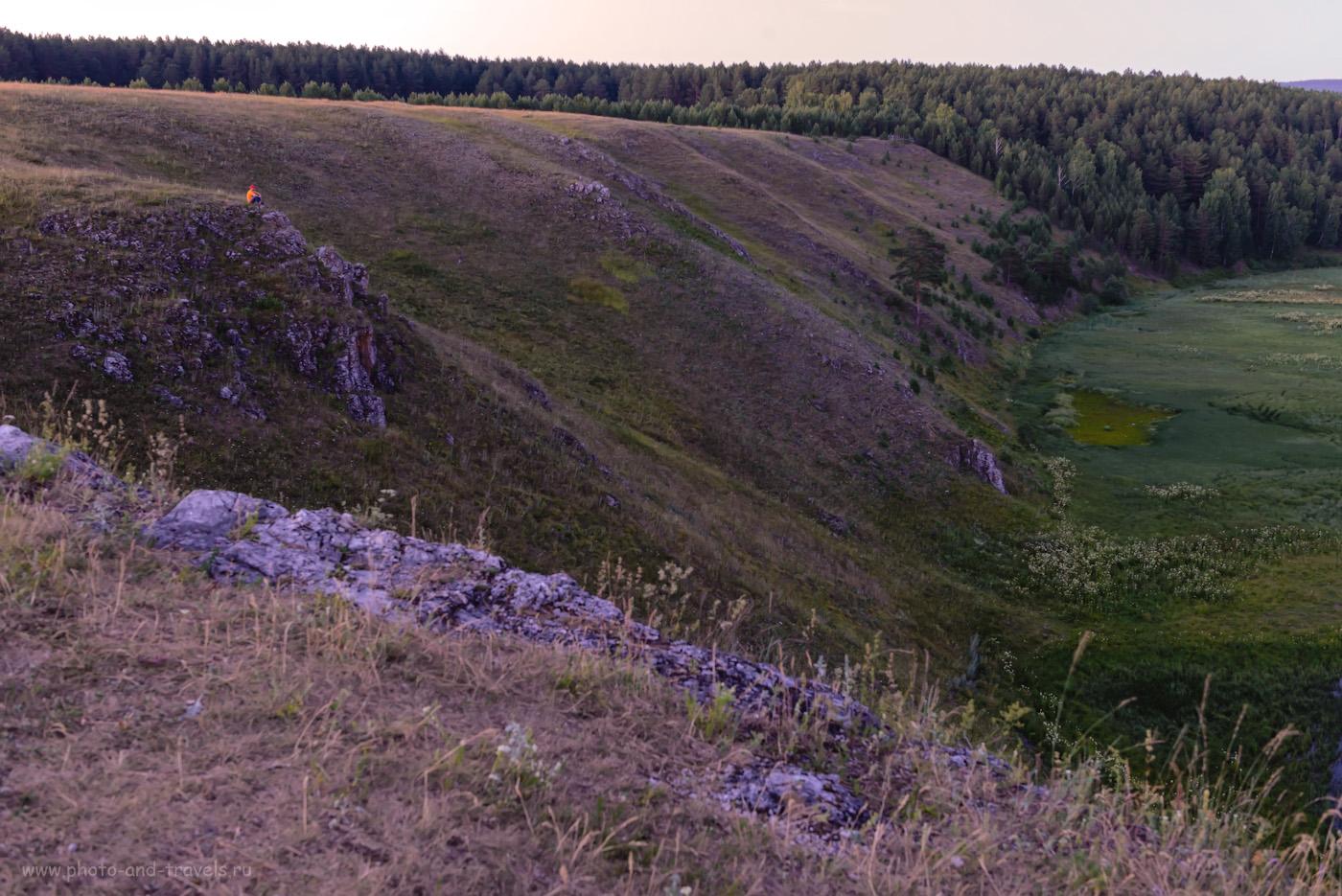 37. Красоты на окраине Аракаево. Вид со смотровой площадки. 10 сек., 8.0, 640, +0.33, 40.