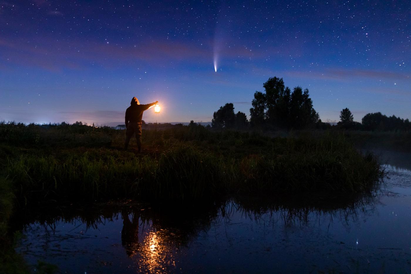 25. Комета C/2020 F3 (NEOWISE) – не та ли звезда, о которой говорит Иоанн Богослов?