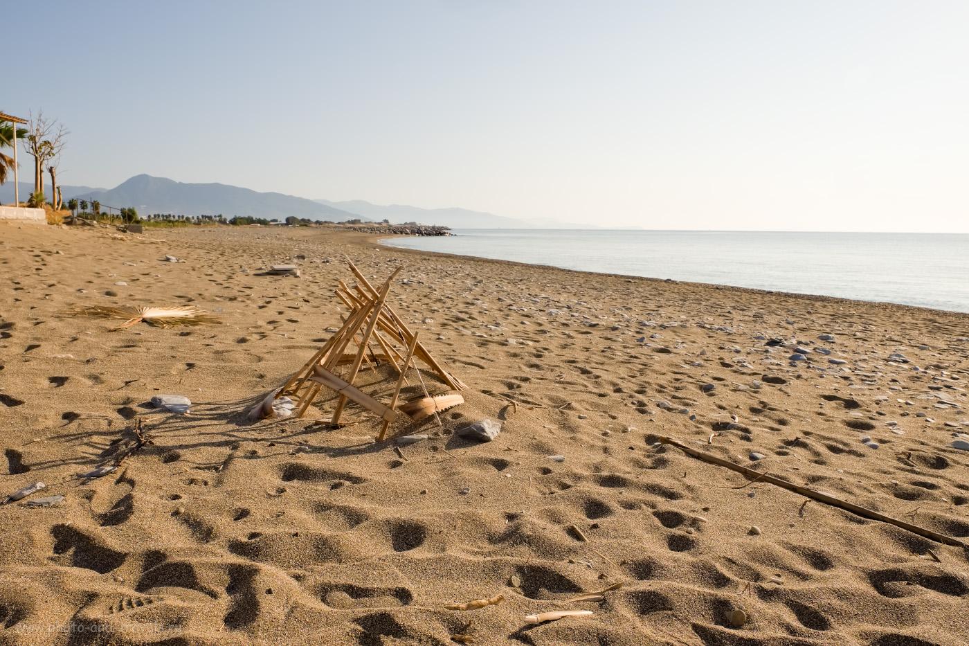 Фотография 19. Пляж в Анамуре. Место, которое нам понравилось больше, чем Чиралы. 1/750, 8.0, 200, -0.33, 17.
