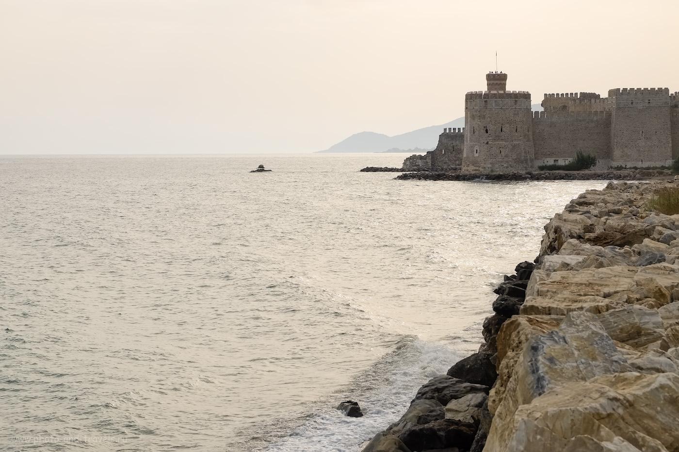 Фотография 21. Какие интересные места посетить в Анамуре? Например, крепость Мамуре (Mamure Kalesi). Составляем маршрут путешествия по Турции своим ходом. 1/400, 9.0, 200, +0.67, 55.