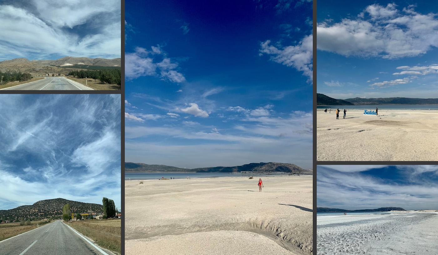 Фотография 44. Виды по пути на озеро Салда из Фетхие.