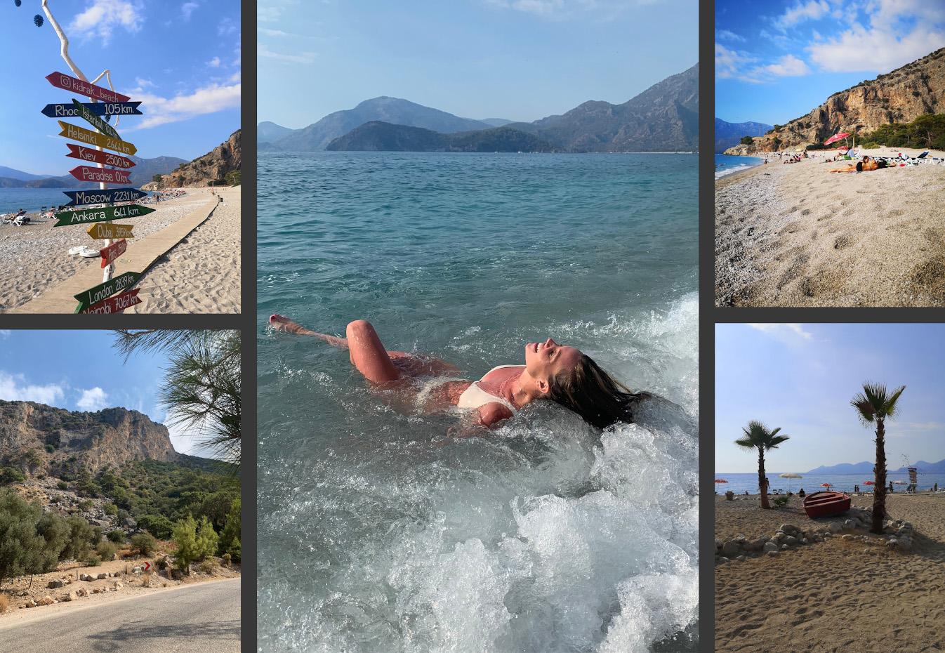 Фото 41. Иллюстрация к отчёту о походе загорать и купаться на пляж Кидрак (Kidrak Plaj), что рядом с Олюденизом.
