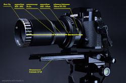 Obzor Vega-11U 2 8 50 Primery foto na Sony A6000 Fuji X-T10 i Canon 650D Ogromnoe kolichestvo poleznoi informatsii dlia nachinaiushchego makrofotografa.