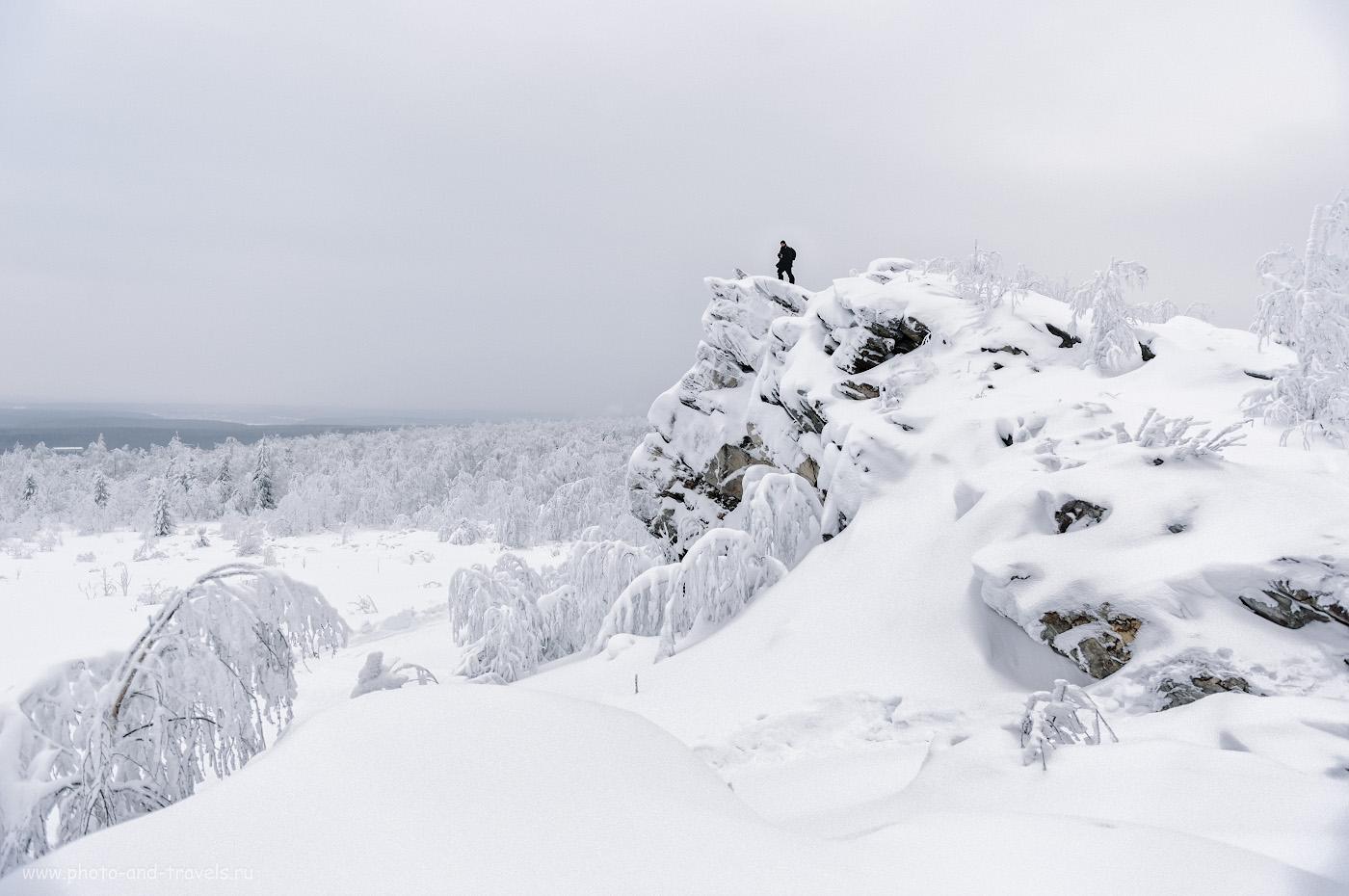 9. Фотограф-путешественник на горе Крестовая. Отзыв об автомобильном путешествии по Пермскому краю самостоятельно. 1/250, 3.5, 250, +1.67, 24.