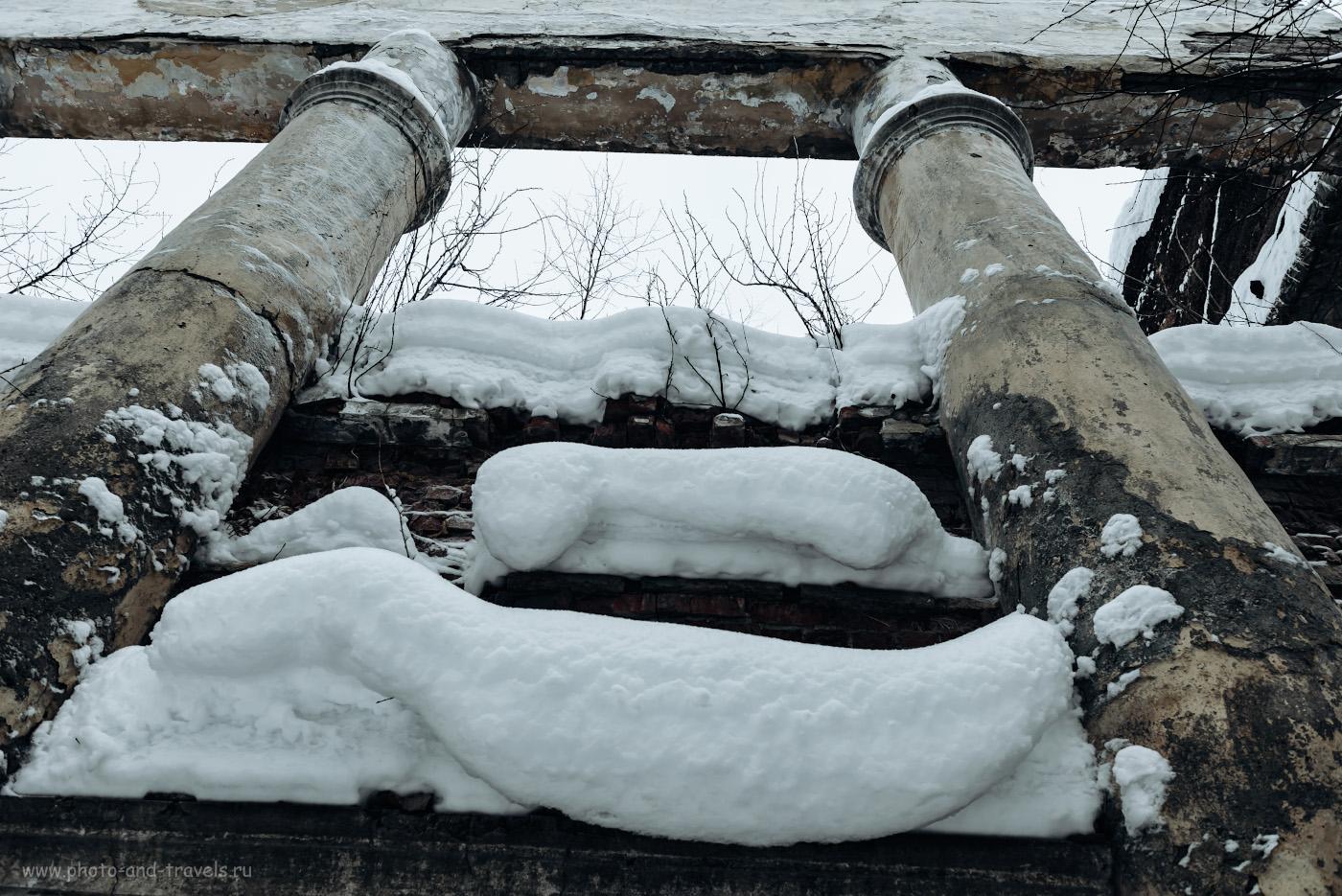 Фото 18. Блеск и нищета города-призрака. Исследуем заброшки Пермского края. 1/50, 5.6, 125, 24.