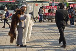 V otzyve o poezdke dikarem po Kitayu v 2011 godu smotrite snimki s ehkskursii po Pekinu. V pervyj den' my posetili park Ihehyuan' u Letnego imperatorskogo dvorca, a vo vtoroj – s