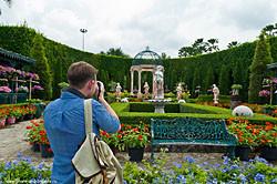 Nong Nooch Botanical Garden.