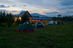 Pohod v gory Bashkirii - Malinovaja