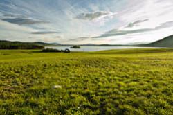 озеро Аушкуль в Башкирии - отличное место, где отдохнуть