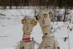 Odnazhdy zimoj ya reshil protestirovat' zerkal'nuyu kameru Nikon D5100 KIT 18-55 i kompaktnyj ul'trazum Sony Cyber-shot DSC-HX50. Posmotret' snimki, poluchennye v dnevnoe vremya.
