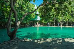 Izumrudnoe ozero v provincii Krabi
