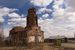 Tur vyhodnogo dnja v okrestnostjah Ekaterinburga na mashine. Porog Revun i zabroshennaja cerkvov'.